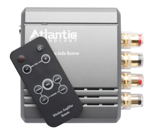 Atlantic Technology WA-5030-REC Wireless Amplifier/Reciever System by Atlantic Technology