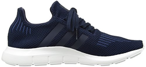 Swift collegiate Run Navy Formatori Adidas white Uomo Collegiate Textile Navy 1Tqggw