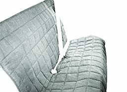 Sure Fit Soft Suede Waterproof - Large  Slipcover  - Gray (SF42535)