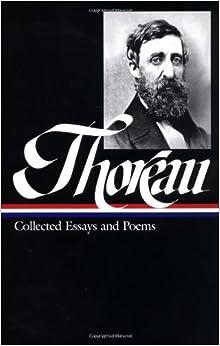 Henry david thoreau essays