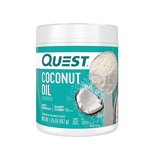 Quest Nutrition Coconut Powder Ounce product image