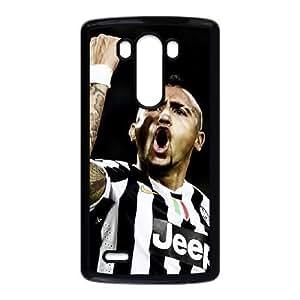 Arturo Vidal LG G3 Cell Phone Case Black PQN6053055368261