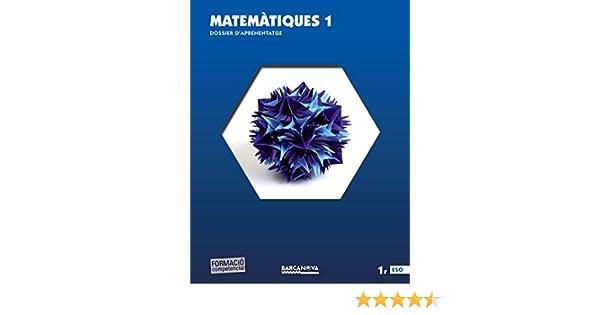 Matemàtiques 1r ESO. Dossier d aprenentatge ed. 2015 Materials ...