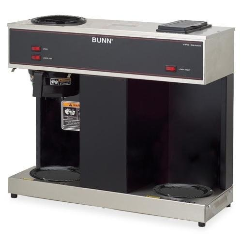 VPS BUNN Pour-O-Matic Coffee Brewer - 2 quart - Stainless Steel