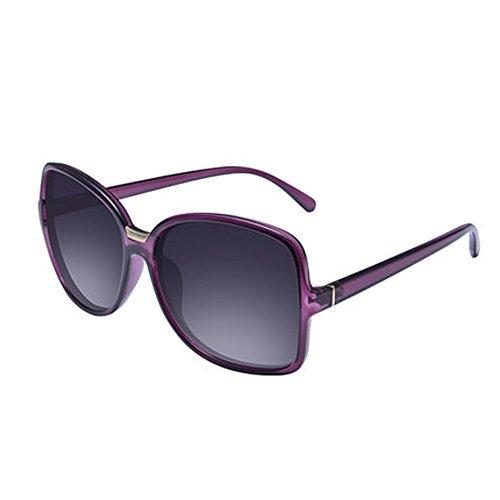 Mme protection cadre rétro modèles de grand lunettes avec rond lunettes ZY polarisées féminins UV B de soleil wdUSpq4