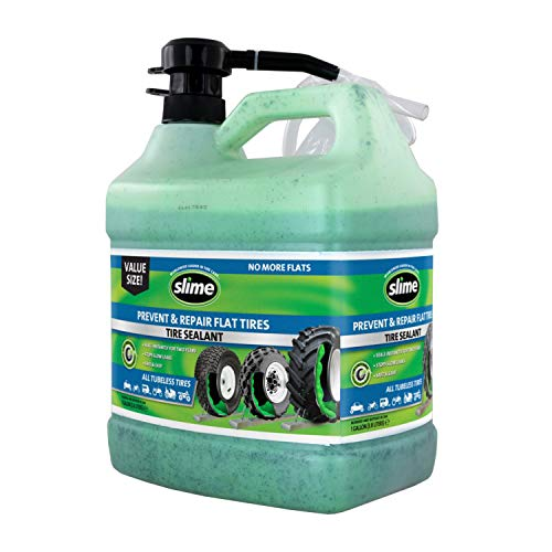 Slime Tire Sealant And