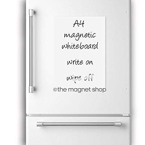 Petites Fournitures Ckb Ltd A4 Vierge Tableau Blanc Magnetique