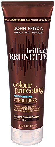 John Frieda Brilliant Brunette Colour Protecting Conditioner - 8.45 oz (Protecting Conditioner Colour)