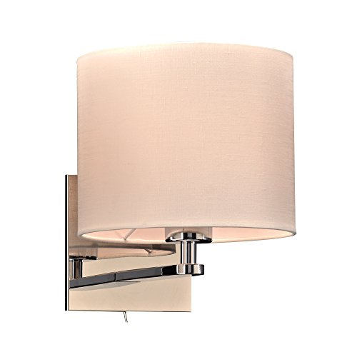 (PLC Lighting 24218PC 1 Light Ashland Collection Wall Sconce)