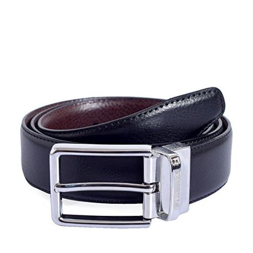 Firenzi Mens Belt Fmbe00221blackbrown105multicoloured