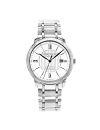Baume & Mercier Classima Automatic-self-Wind Male Watch MOA10334 (Certified Pre-Owned)