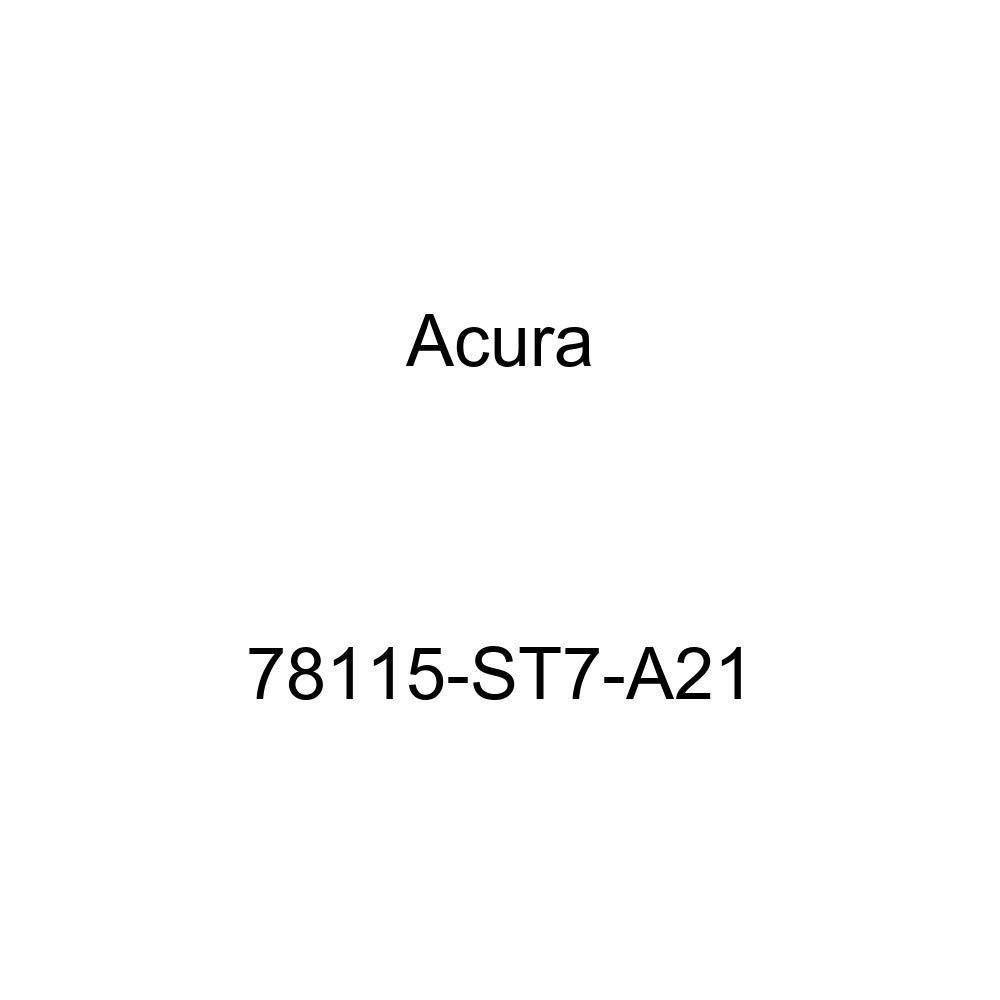 Acura Genuine 78115-ST7-A21 Speedometer Assembly