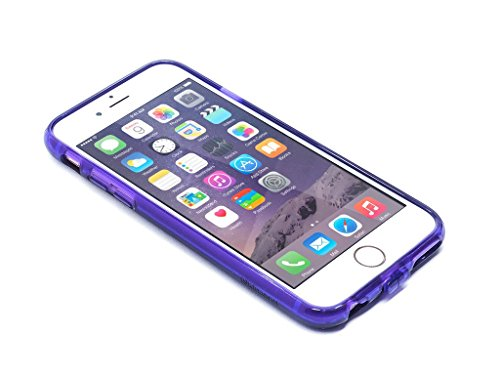 iSkin Claro for iPhone 6/6S Plus- Purple ()