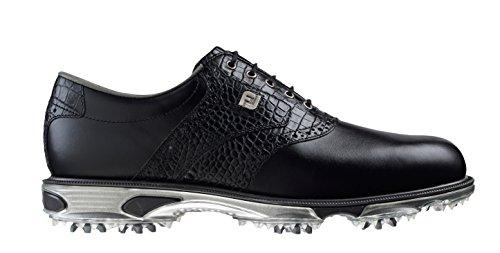 FootJoy FTJ53678-11 Medium Dryjoys Tour Mens Golf Shoes, ...