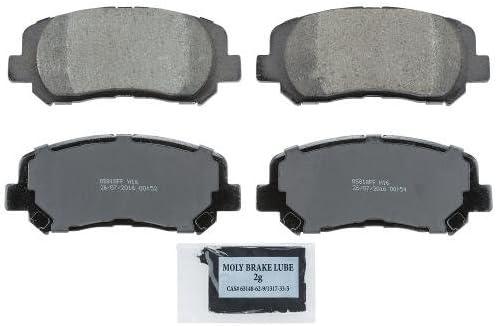 Wagner Brake Wagner QuickStop ZD1640B Ceramic Disc Brake Pad Set