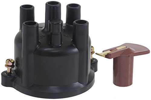 WVE by NTK 3D1243 Distributor Cap and Rotor Kit