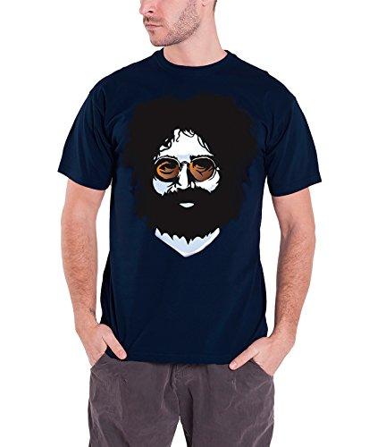 Ptshirt.com-19056-Jerry Garcia Creamery Official Mens Black T Shirt-B00VM7AMNU-T Shirt Design