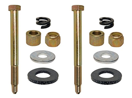 ((2) GLM Marine Mercruiser Bellhousing Rear Engine Transom Mount Bolt Kit OE)
