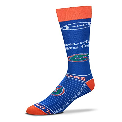 aturday Gameday Socks-Florida Gators-Large ()