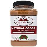 Hoosier Hill Farm Natural Cocoa Powder, 1 lb