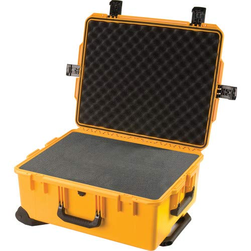 iM2720 Storm Trak Case with Foam (Yellow) [並行輸入品]   B07MGLJ1P9