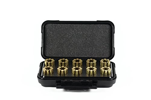 Speed Beez Loading Block Case Combo Fits all Smith & Wesson J Frame 8 Shot 22LR