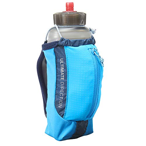 Ultimate Direction Clutch Handheld Hydration Bottle, Signature Blue, One Size (Direction Bottle Water Ultimate)