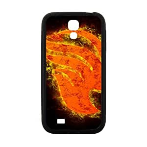 Burning Fairy Tail Cell Phone Case for Samsung Galaxy S4