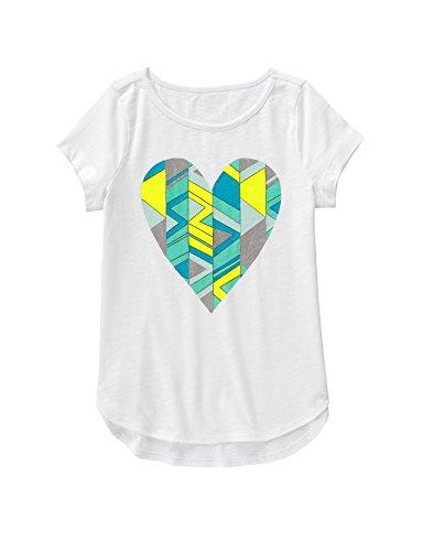 Crazy 8 Girls Big Graphic T-Shirt