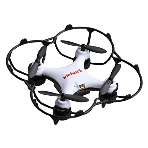 New Virhuck Gb202 Mini Pocket Quadcopter Drone24 Ghz6 Axis Gyro