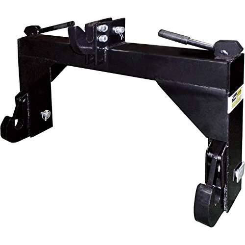 (NorTrac Three-Point Quick Hitch - Category 1)
