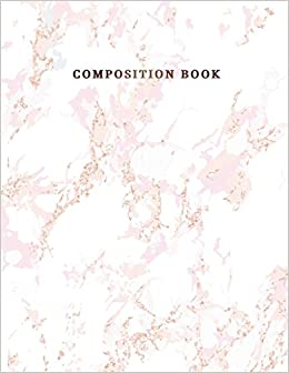 amazon composition book marble gold 4 x 4 graph paper notebook