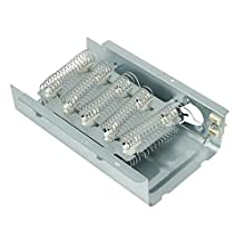 Raven 279838 Dryer Heating Element Assembly Compatible with Whirlpool Kenmore Maytag