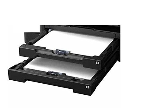 Paper Cassette Tray Set Both Upper Tray (1) & Lower Tray (2) for Epson: Workforce WF-3640, WF-3530, WF-3540, WF-3540 DTWF, WF-3640 by Epson (Image #2)