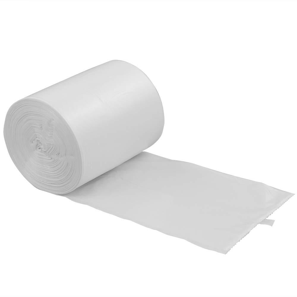 Sandmovie 40 - 50L plastica rifiuti Spazzatura, Bianco, 110 Conta Sandmovier