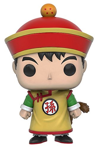 Dragon Ball Z Gohan Costume (Funko POP Anime: Dragonball Z - Gohan Action Figure)