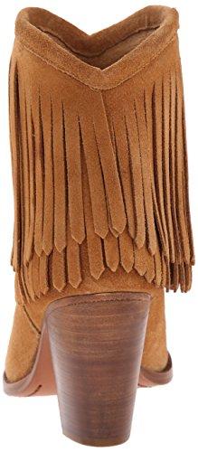 Frye Short Sand Boot Ilana 76807 Western Fringe Eaw7ar