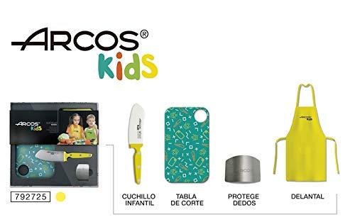 Arcos Juego de Cocina Niños, Acero_Inoxidable
