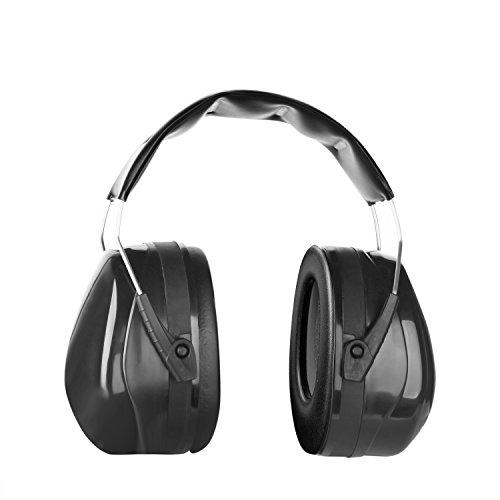 Ear Defender, GVDV ajustable protección auditiva orejeras de protección auditiva seguridad/de oídos para grabación, batería, DIY, estudio, grabación con ...
