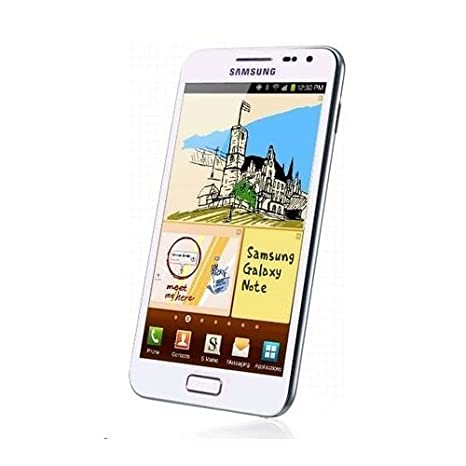 Samsung Galaxy Note GT-N7000 (Ceramic White): Amazon in: Electronics