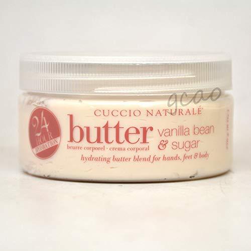 (Cuccio Body Butter Blend, Vanilla Bean and Sugar, 8)