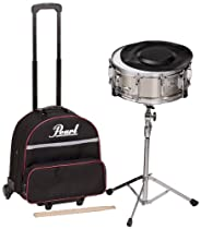 Pearl SK900C Educational Snare Kit with Rolling Case
