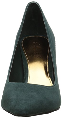 Suede Lauren Sarina Gables Lauren Pump Ralph Kid Women's Green xA168zg8qn