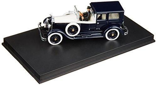 isotta-fraschini-8a-torpedo-fleetwood-black-light-beige-rhd-1925-model-car-ready-made-rio-143