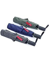 Shakeshake Hydrophobic Umbrella - Compact Travel, UPF 50+ (Grey)