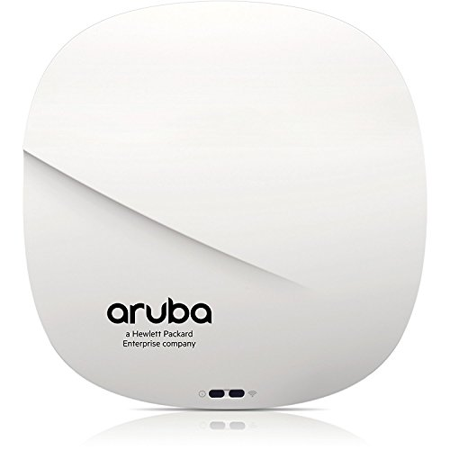 Aruba Instant IAP-315-US Access Point JW813A (2x2 MIMO, 802.11AC, Wave 2, 2.4GHz and 5GHz, POE)