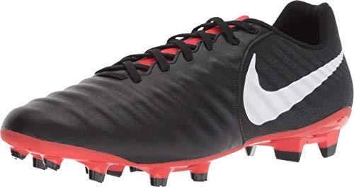 [NIKE(ナイキ)] メンズランニングシューズ?スニーカー?靴 Legend 7 Academy MG Black/Pure Platinum/Light Crimson 11.5 (29.5cm) D - Medium