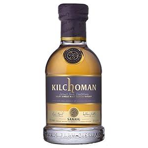 Kilchoman Sanaig bottled Islay Single Malt 0,2 Liter (halbe)