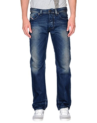 Diesel Embroidered Jeans - 3