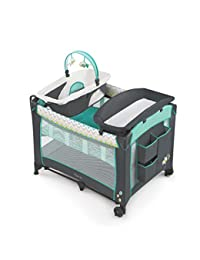 Ingenuity Smart and Simple Playard- Ridgedale BOBEBE Online Baby Store From New York to Miami and Los Angeles
